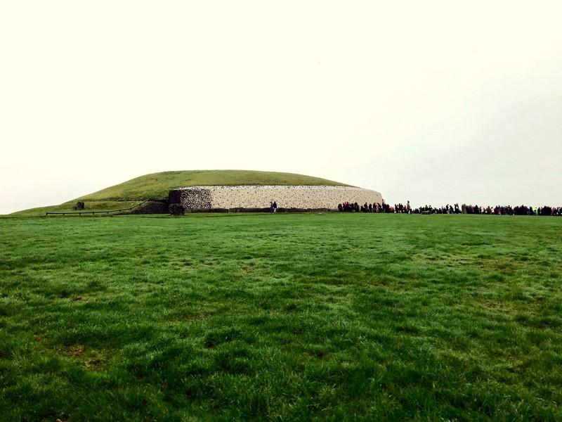 Site préhistorique Irlande