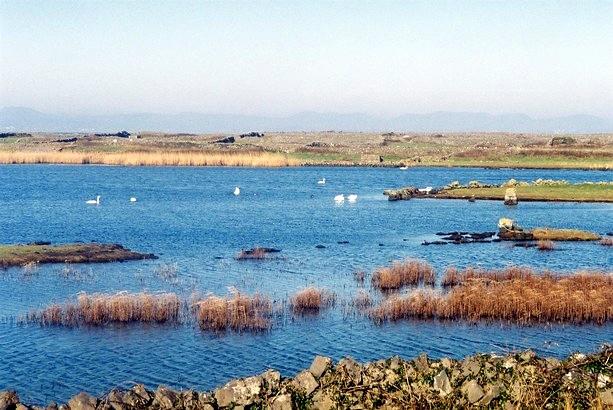 Lac Inishmore Comté de Galway Irlande