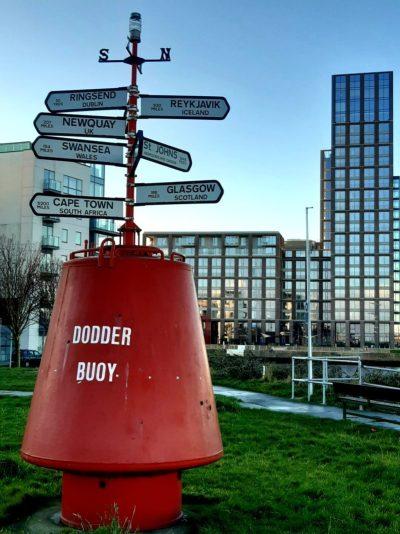 Embouchure Liffey Dublin