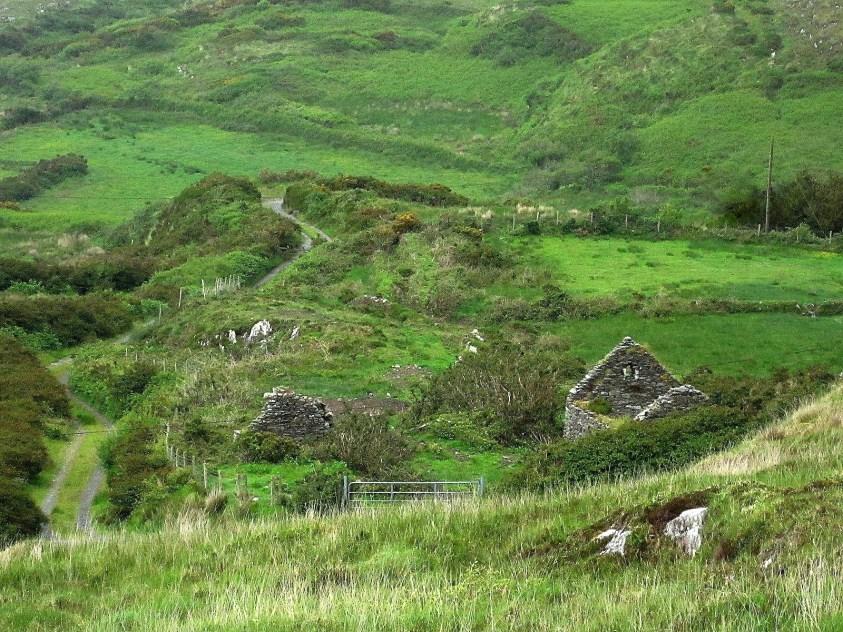 Route paysage Péninsule Mizen Head