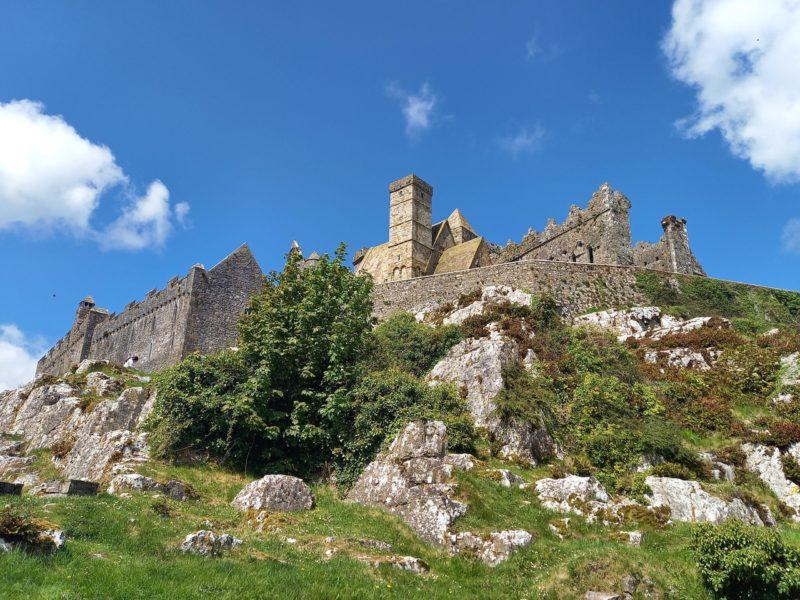 Rock of Cashel légende Saint Patrick