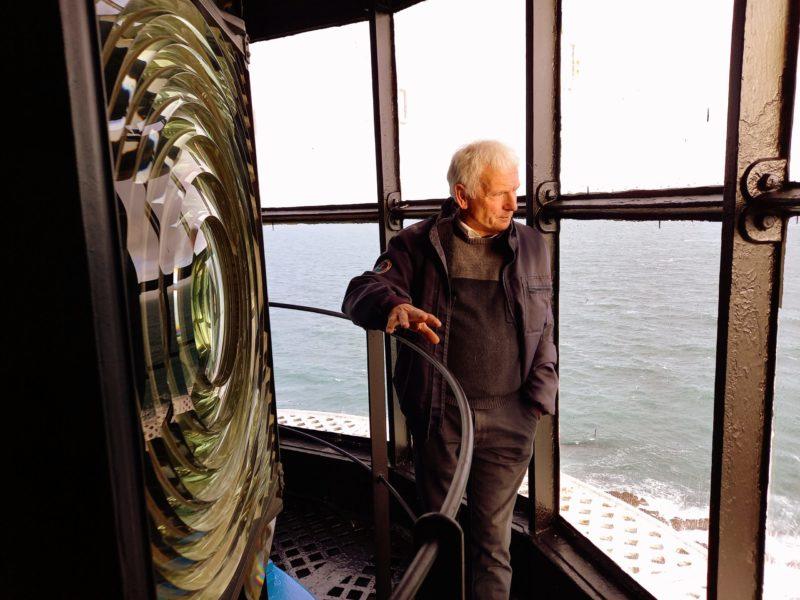 Gerald Butler gardien de phare irlandais