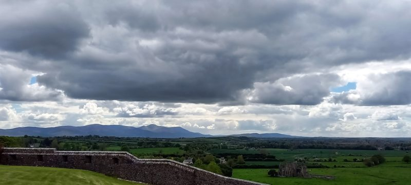 Panorama Rock of Cashel