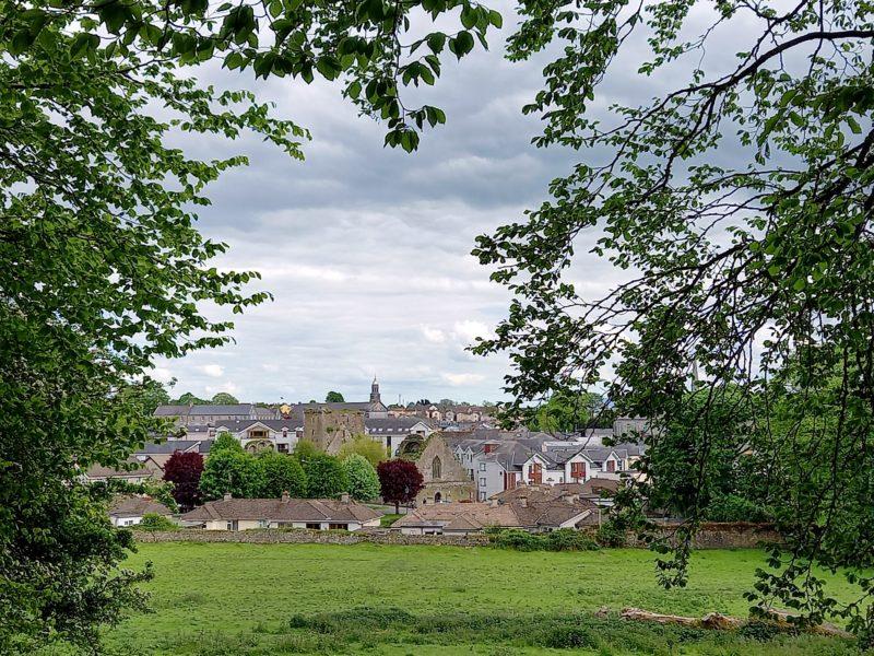 Vue sur Cashel Comté Tipperary