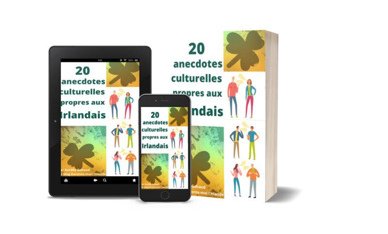 Livre numérique culture irlandaise