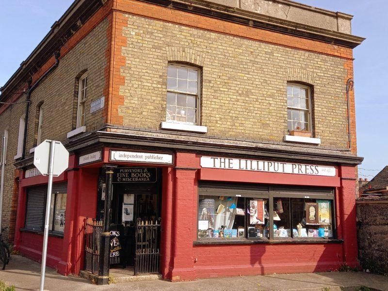 Maison d'édition irlande dublin Lilliput Press