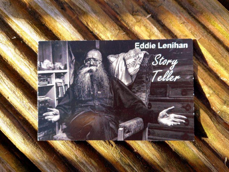 Eddie Lenihan conteur folklore irlande