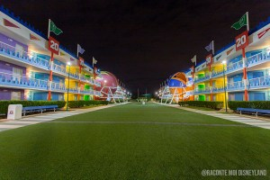 Walt Disney World Hotel All Star Sport