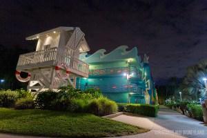 Walt Disney World Hotel All Star Sport