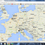 ISS APRS position-2