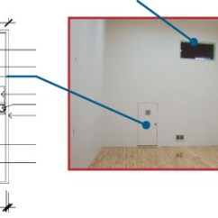 Squash Court Diagram Medical Or Model Rewall System For Racquetball Courts And Custom Sized Glass Viewing From Small Windows To Full Walls