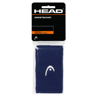 Head Double Wirstbands 5″ x 2 (Blue)
