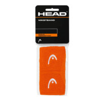 Head Single Wristbands 2,5″ x 2 (Orange)