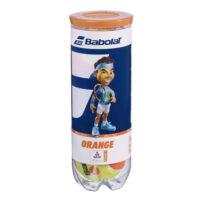 Babolat Stage 2 Orange x 3 Junior Balls