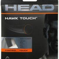 Head Hawk Touch 1.25 Anthracite (στρογγυλό)