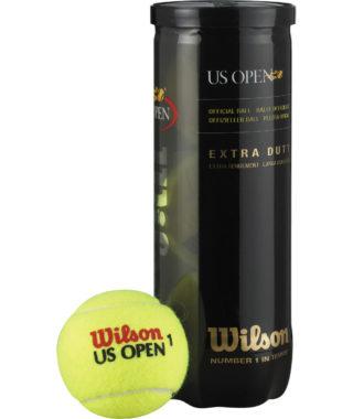 Wilson US Open Balls x 3
