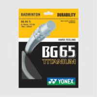 Yonex BG65 Ti String