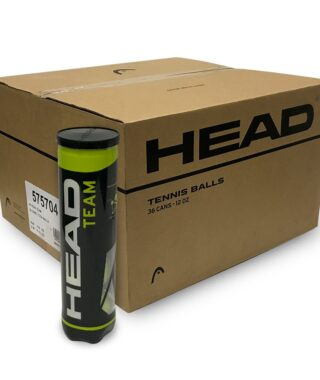 Head Team Tennis Balls x 3 (72 Balls)