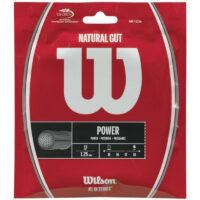 Wilson Natural Gut (στρογγυλό)