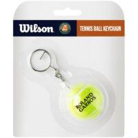 Τενιστικό μπρελόκ Wilson Roland Garros Tennis Ball