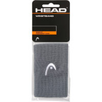 Head Double Wristbands 5″ x 2 (Anthracite)