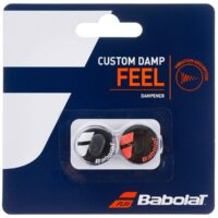 Babolat Custom Damp x 2 (Black/Red)