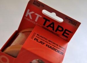 KT Tape Kinesiology Tape