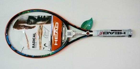 Head Graphene Radical Pro LTD Edition w/Cap System