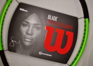 Wilson Blade 104 SW Autograph