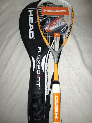Head Metalix 150 Squash Racket - Racquets4Less.com