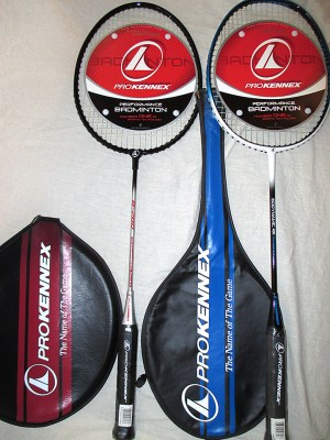 ProKennex Badminton Racket - Racquets4Less.com