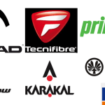 Twelve squash racquet brands you may or may not know.
