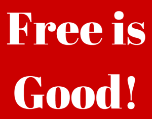 Free is Good!