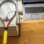 The QLIPP tennis sensor, for squash?