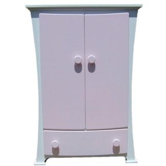 Shan Dresser Wardrobe