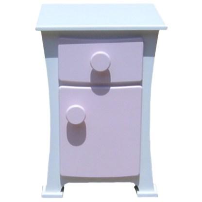 Shan Door and Dtrawer Pedestal