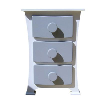 Shan 3 Drawer Pedestal