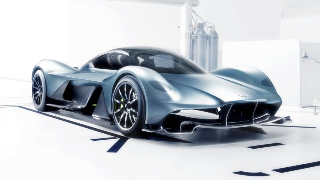 Фото: Aston Martin AM-RB001