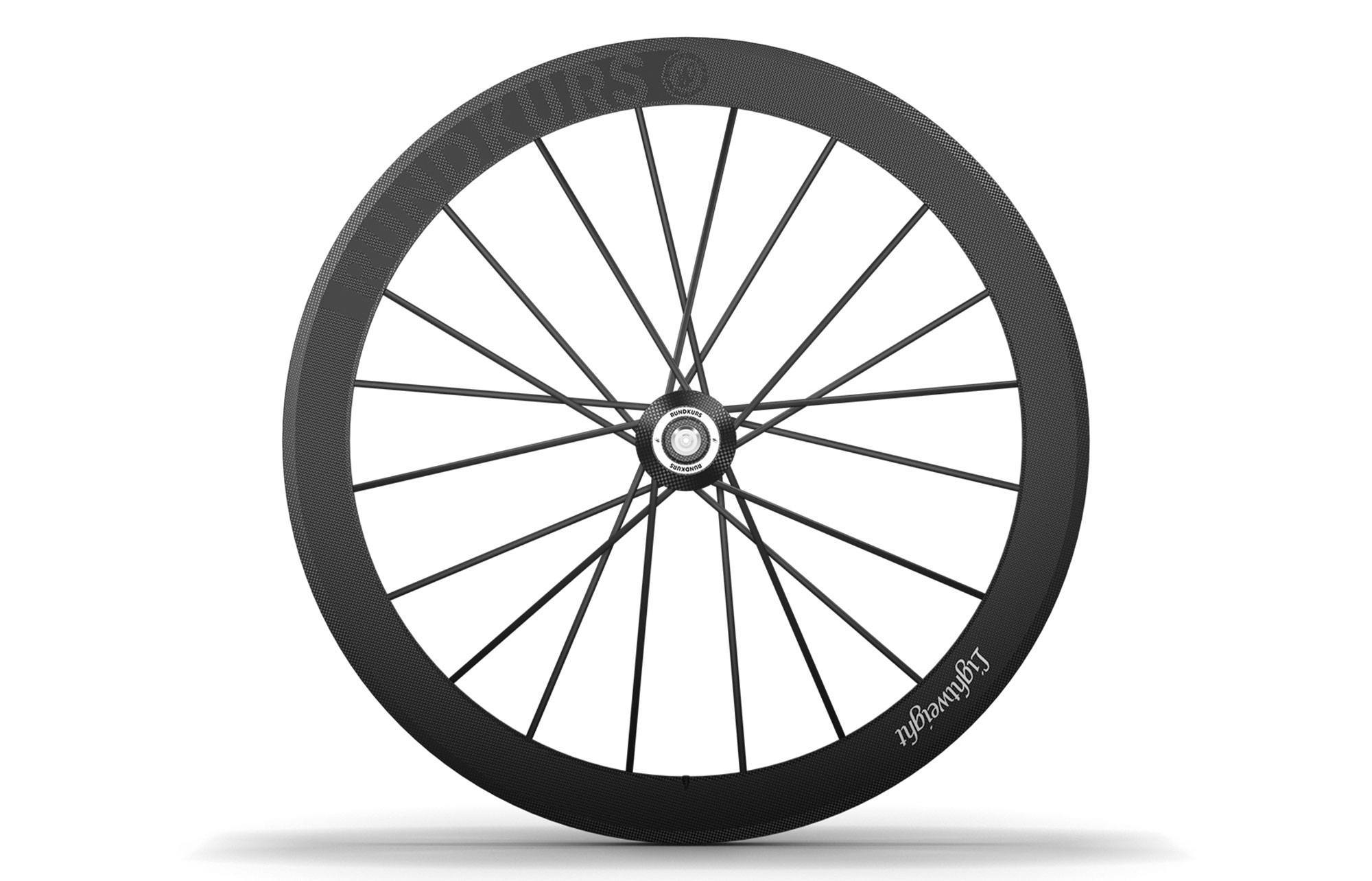 2016 Lightweight Rundkurs Tubular Rear Wheel  RA Cycles