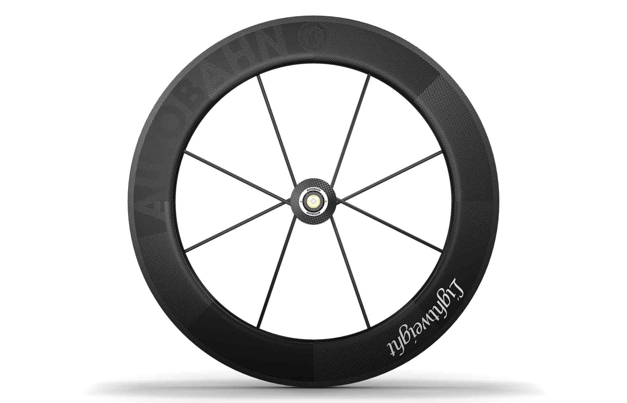 2018 Lightweight Autobahn Tubular Front Wheel  RA Cycles
