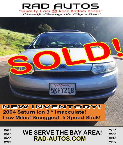 Used Cars Bay Area >> Rad Autos Bay Area Used Cars Rad Autos Affordable Used