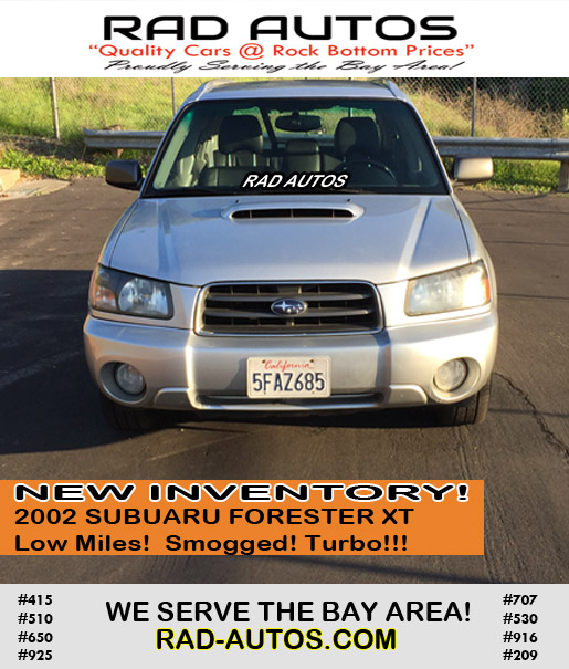 Used Cars Bay Area >> Used Cars Bay Area Vallejo 5 Rad Autos Affordable Used