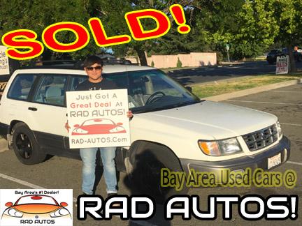 Used Cars Bay Area >> Used Cars Bay Area Vallejo Fairfield Concord Martinez 28 Rad Autos