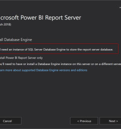 if you don t have sql server installed then don t worry this setup will install the database engine for you  [ 1390 x 1200 Pixel ]