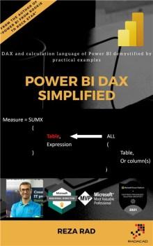 Book: Power BI DAX Simplified