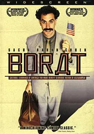 Borat pôster