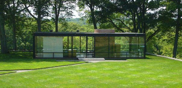 Casa de vidro