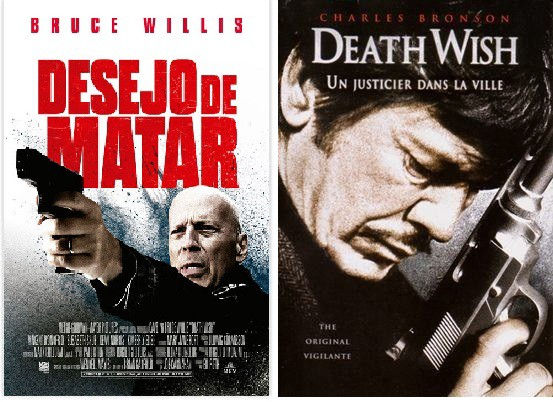 Desejo de matar filmes