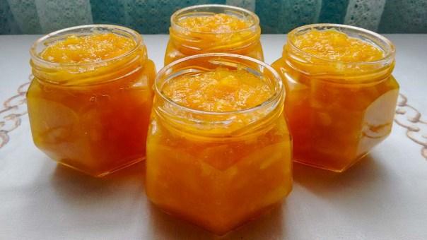 Geleia de laranja