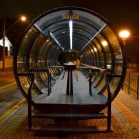 Estação tubo - Curitiba